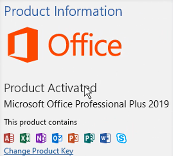 How to Activate Microsoft Office 2019 - Without Product Key for Free