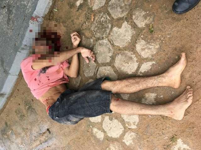Discussão termina com Vereador executando com tiro na cabeça de desafeto hoje em Ji-Paraná