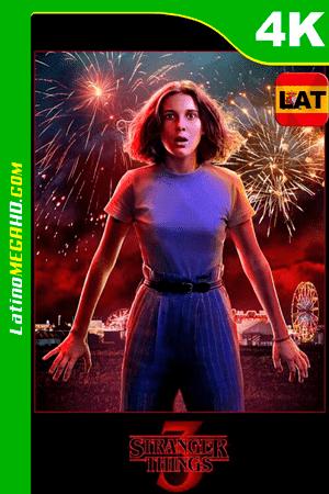 Stranger Things (Serie de TV) Temporada 3 (2019) Latino Ultra HD WEB-DL 2160P ()