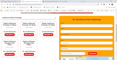 Bagaimana cara buat link yang dipasang di banner online  Cara buat Link dipasang di Banner pada Blogger