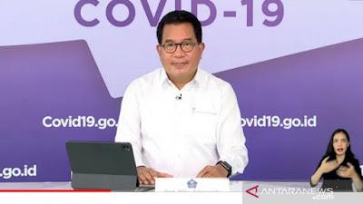 Satgas Covid-19 Bicara Soal Potensi Gelombang Ketiga Pandemi