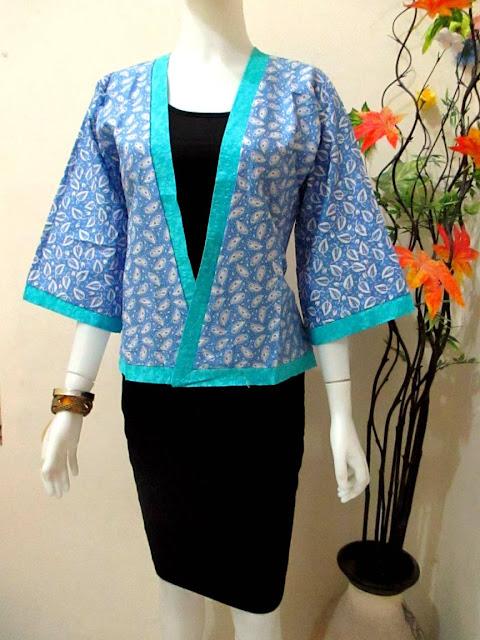 Model Bolero batik Kimono Murah Tokopedia