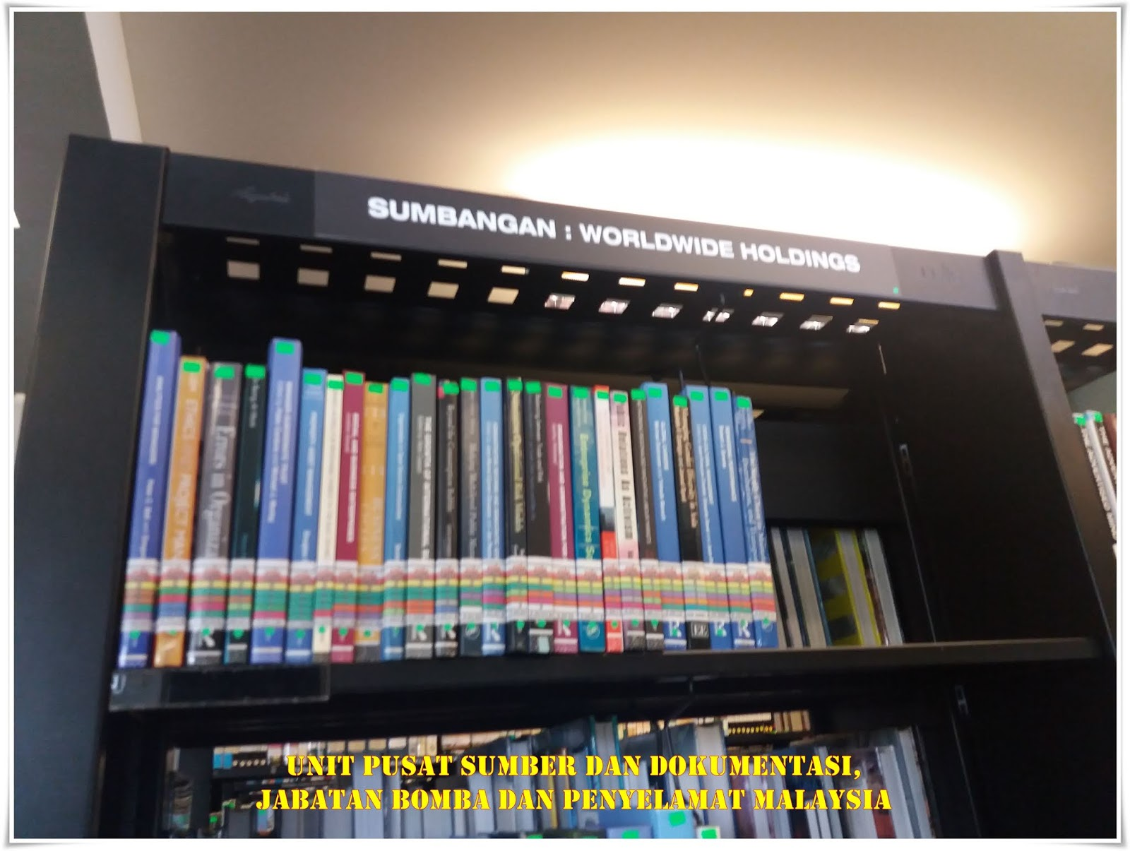 Lawatan ke Perpustakaan Raja Tun Uda, Shah Alam sempena Program Dekan Membaca Kebangsaan 2019 anjuran Kementerian Perumahan Dan Kerajaan Tempatan