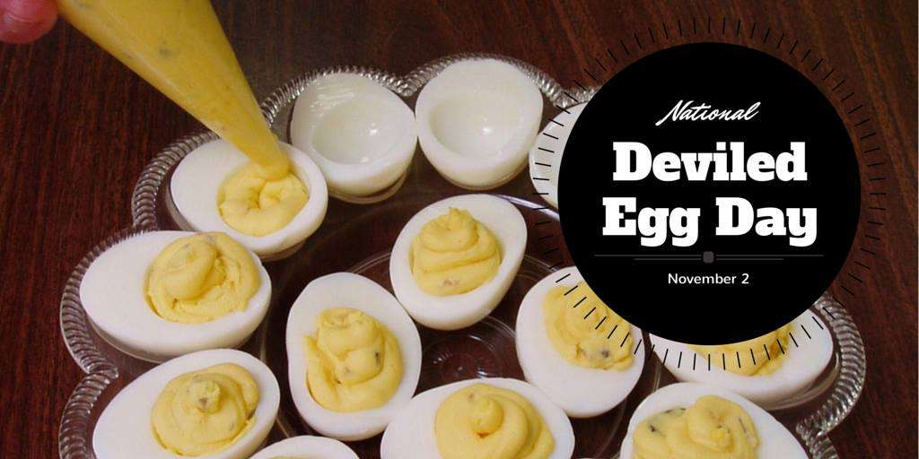 National Deviled Egg Day Wishes