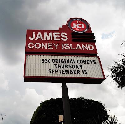 JCI new signage