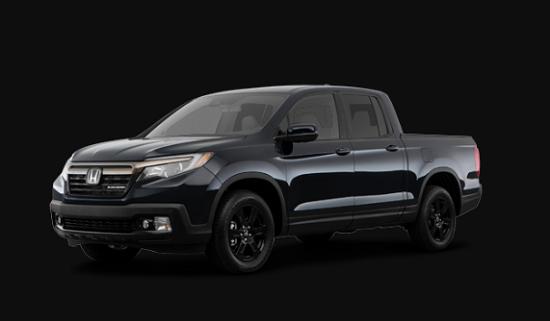 Honda Ridgeline 2019 Black Edition Price