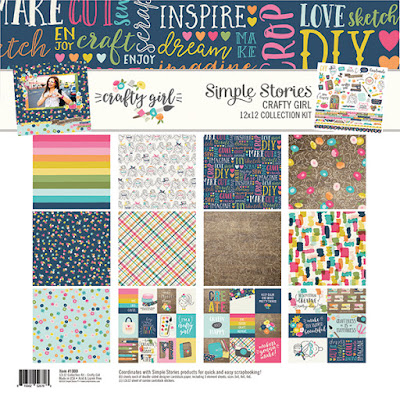 SHOP HIGHLIGHT: Simple Stories Crafty Girl
