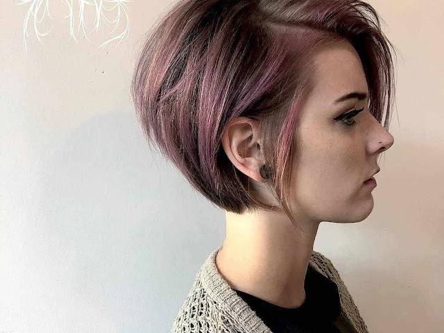 Hairstyles Girl Short Hair