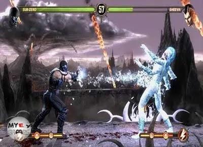 شرح حول تحميل لعبة 9 Mortal Kombat كاملة للكمبيوتر