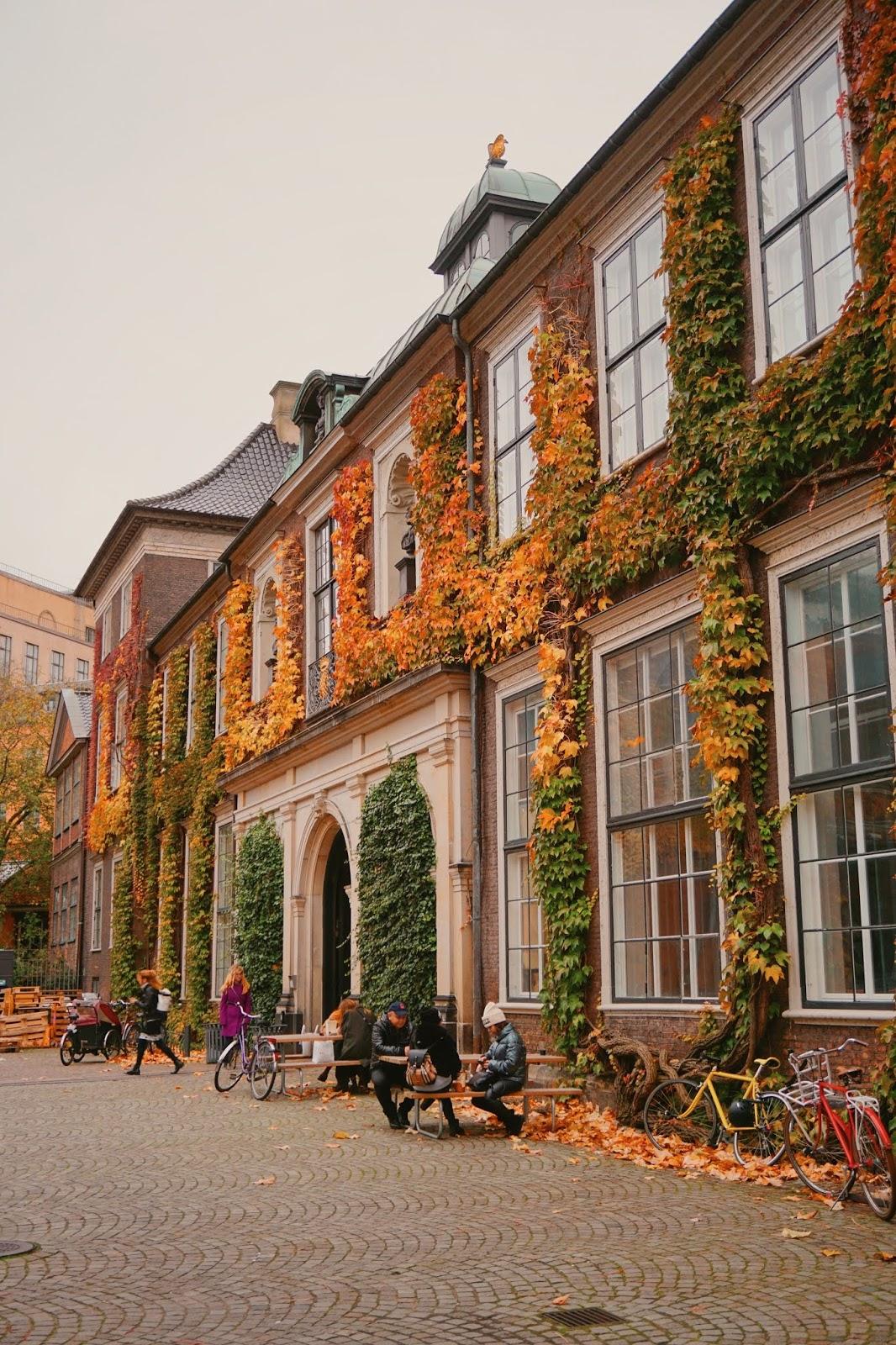 Autumn in Copenhagen