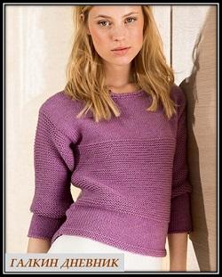 pulover spicami platochnoi vyazkoi