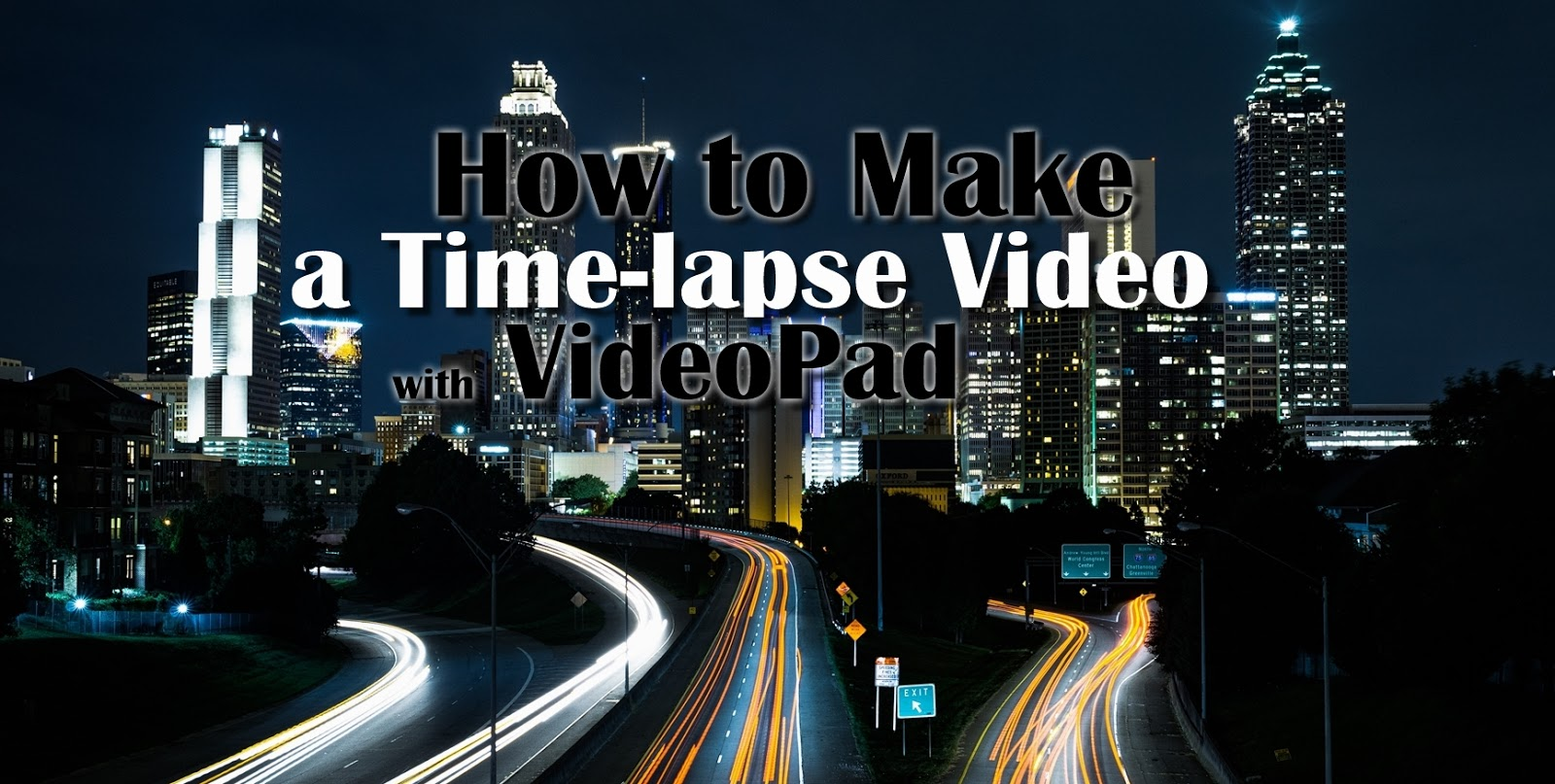 Time Lapse Pictures To Video
