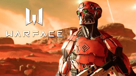 Warface Global Mars Update Trailer