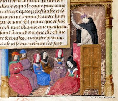 Santiago de la Vorágine y su Leyenda dorada: entendiendo la representación de los santos. Noticias en tiempo real