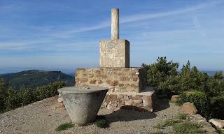 Tossal de la Baltasana (Sostre comarcal Baix Camp)