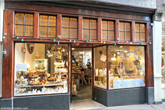 Cafetería De Laatste Kruimel en Amsterdam
