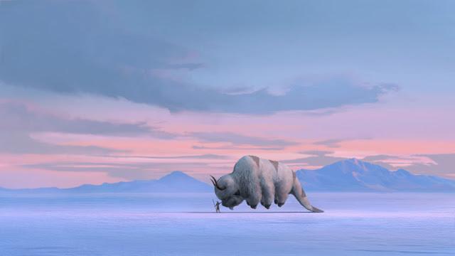 Avatar Netflix live action
