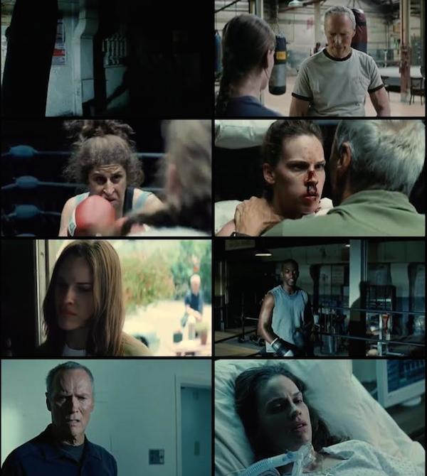 Million Dollar Baby 2004 Dual Audio BRRip 480p
