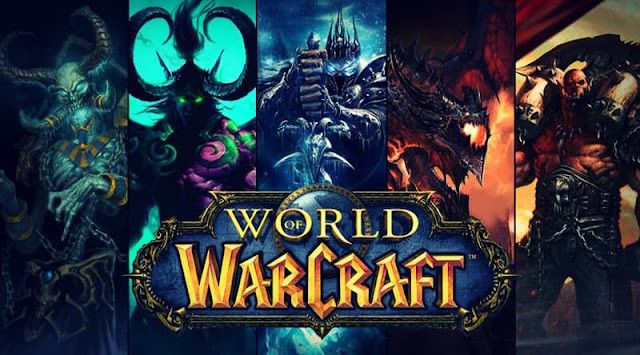 لعبة-World-of-Warcraft