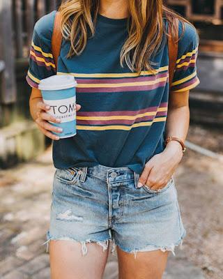 Outfit de adolescente para el verano