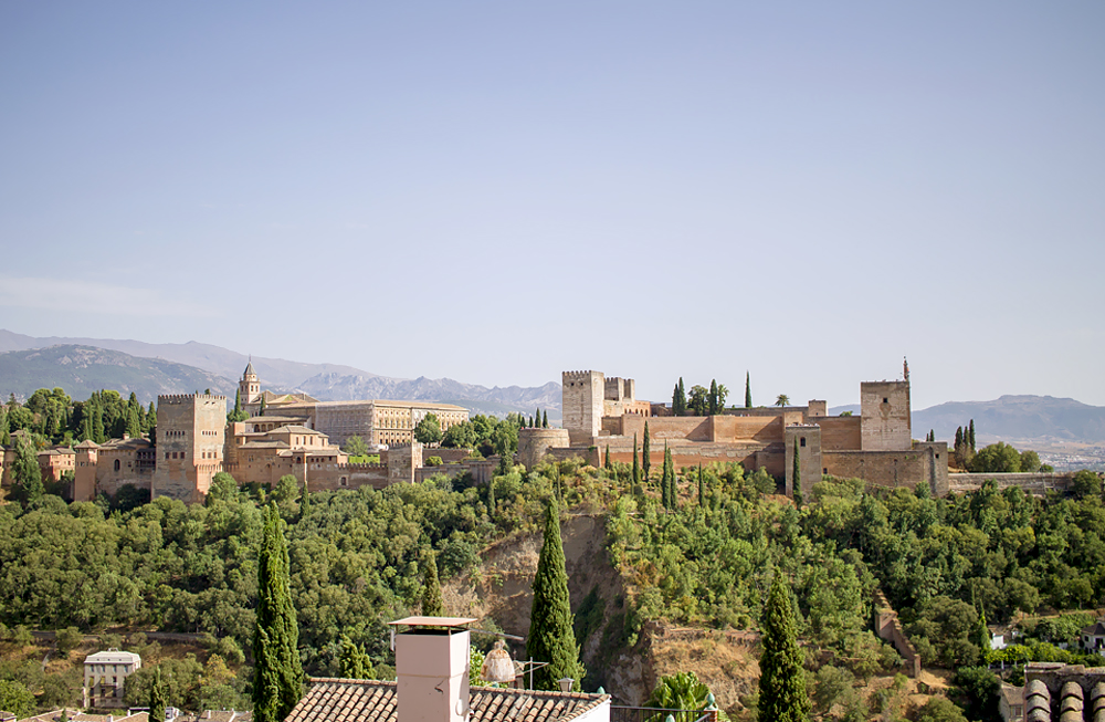 granada albaicin andalucia viaje fotografias