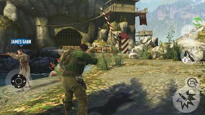 لعبة Brothers in Arms 3 كاملة للأندرويد، لعبة Brothers in Arms 3 مكركة، لعبة Brothers in Arms 3 مود فري شوبينغ