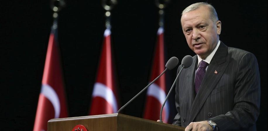 Ερντογάν: Πολιτική πάνω σε ψέματα κάνει η Ελλάδα