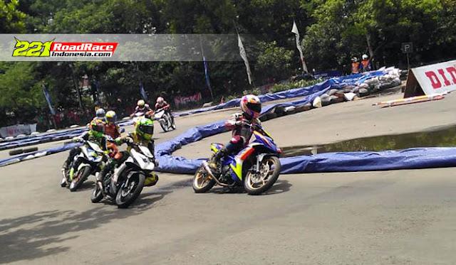 Hasil YCR Solo 2017, Lomba STOP Sebelum Race Usai Trek Banjir Parah