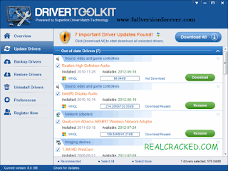 How to get Driver ToolKit latest version with serial key for windows