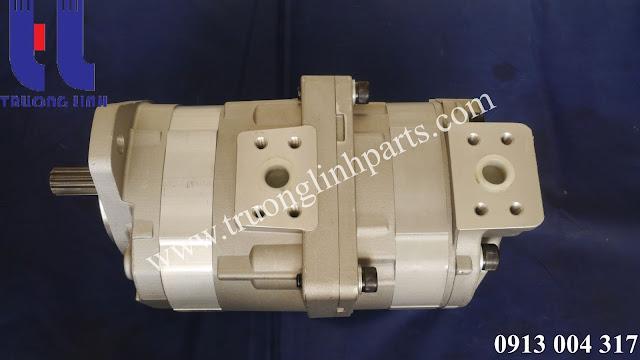 Bơm Thủy Lực Bánh Răng – Bơm Chính 705-54-20010 Máy Đào Komatsu PC40-3