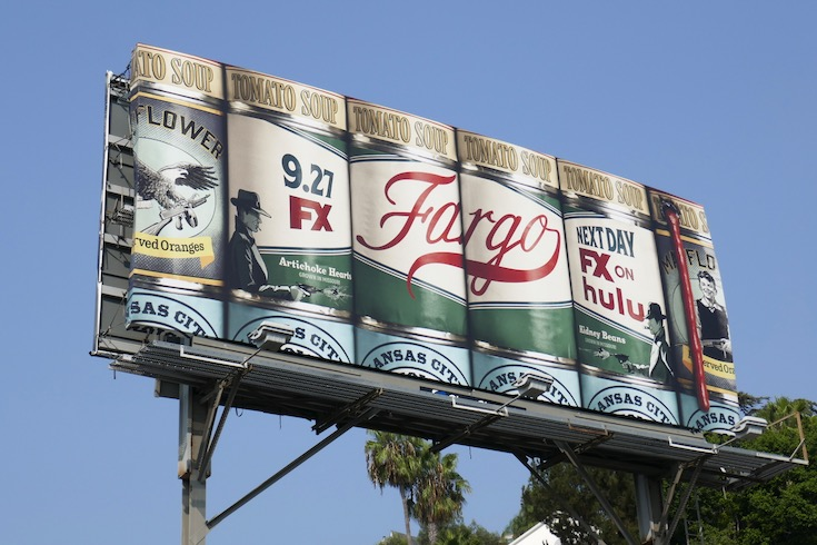 Fargo season 4 FX billboard