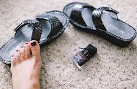Alegria Shoes Karmen Pewter Dazzler Sandal