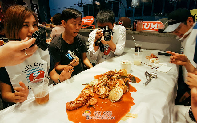 Crab Factory @ SS2: 3rd Anniversary Celebrations & Promotions