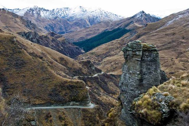 Estrada do Canyon Skippers