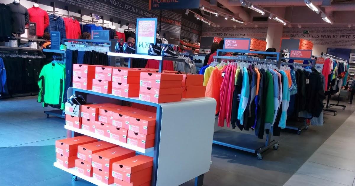 pala Tendencia diseño  Noyikodih: El superjueves de Nike Outlet
