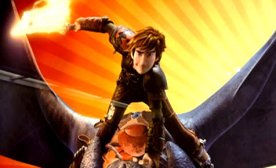How To Train Your Dragon 2 - Hiccup si Toothless
