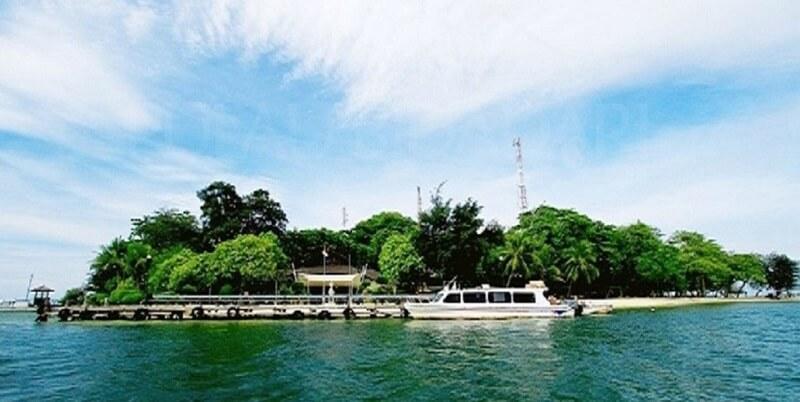 Gambar Pulau Bidadari