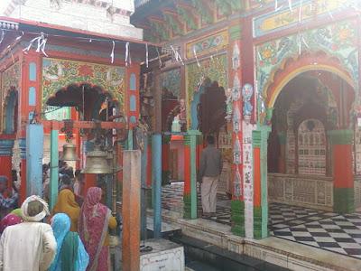 Hanuman Garhi - Ayodhya