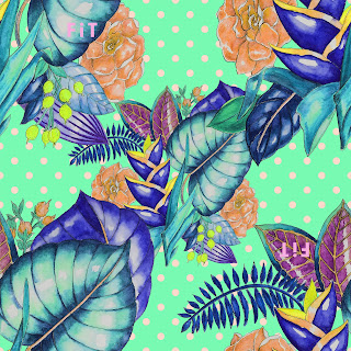 Green garden-repeat-textile-design-210054
