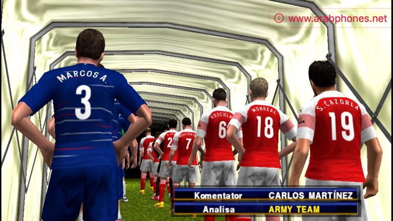 لعبة FIFA 19 ISO تعمل على تطبيق PPSSPP (PSP)  للاندرويد