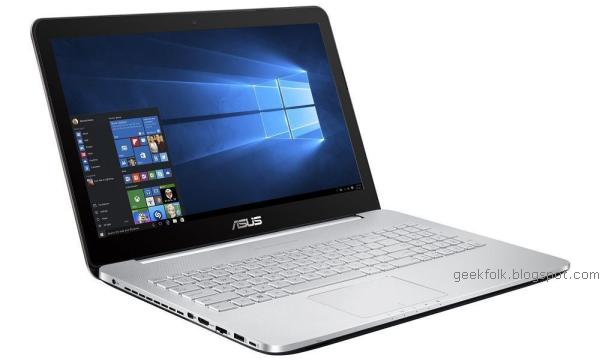 Asus VivoBook Pro N552VM
