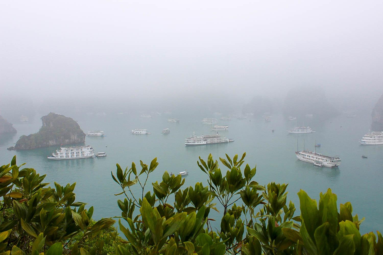 titop island halong bay