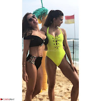 Jacqueline Fernandez Celetes New Year 2018 in Swimsuit in Baal Stunning Beauty  Exclusive Gallery 009.jpg