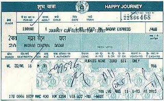 Janiye aapka rail ticket kya kahta hain.