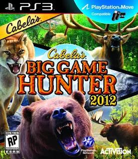 Cabela's Big Game Hunter 2012 PS3 Torrent