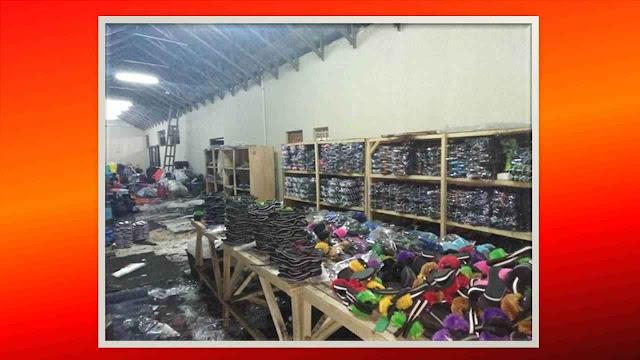 pabrik grosir sandal murah