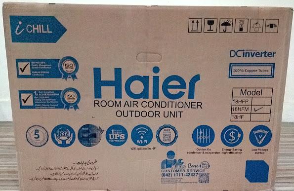 Haier DC Inverter AC