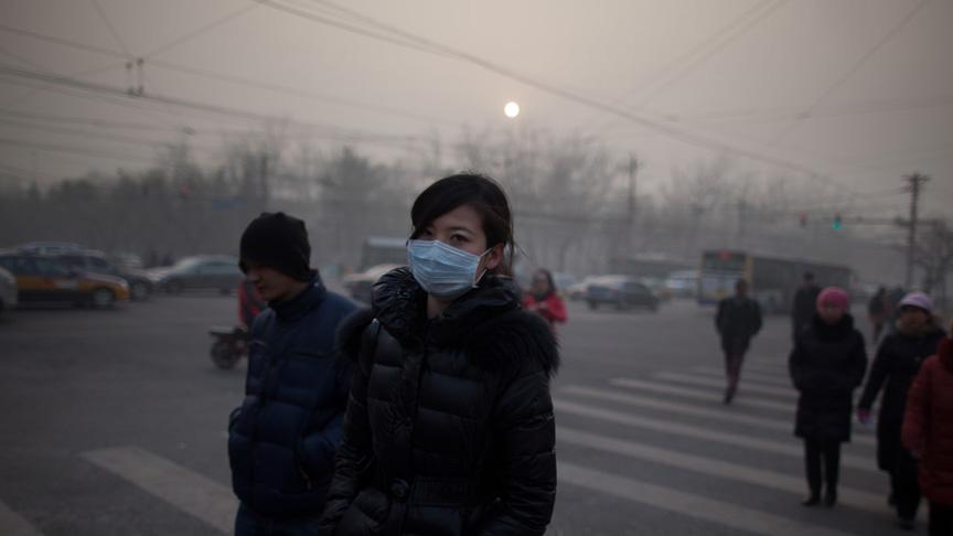 Hava kirliliği virüslerin etkisini de böyle artırıyor