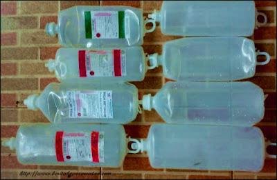 Cairan Pengganti Alternatif Untuk Mencegah Transfusi Darah