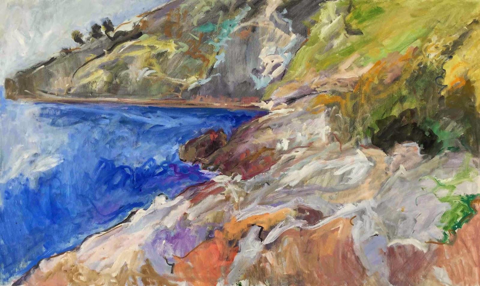 Tricase, i paesaggi marini di De Giovanni ~ Giornale di Puglia